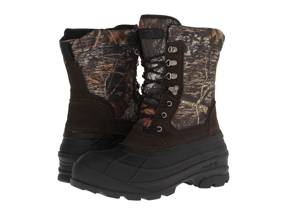 Kamik - Nation Camo (Camo) Men's Cold Weather Boots