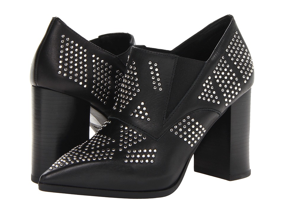 See by Chloe - SB21146 (Carnaby Shine Calf/Black) High Heels