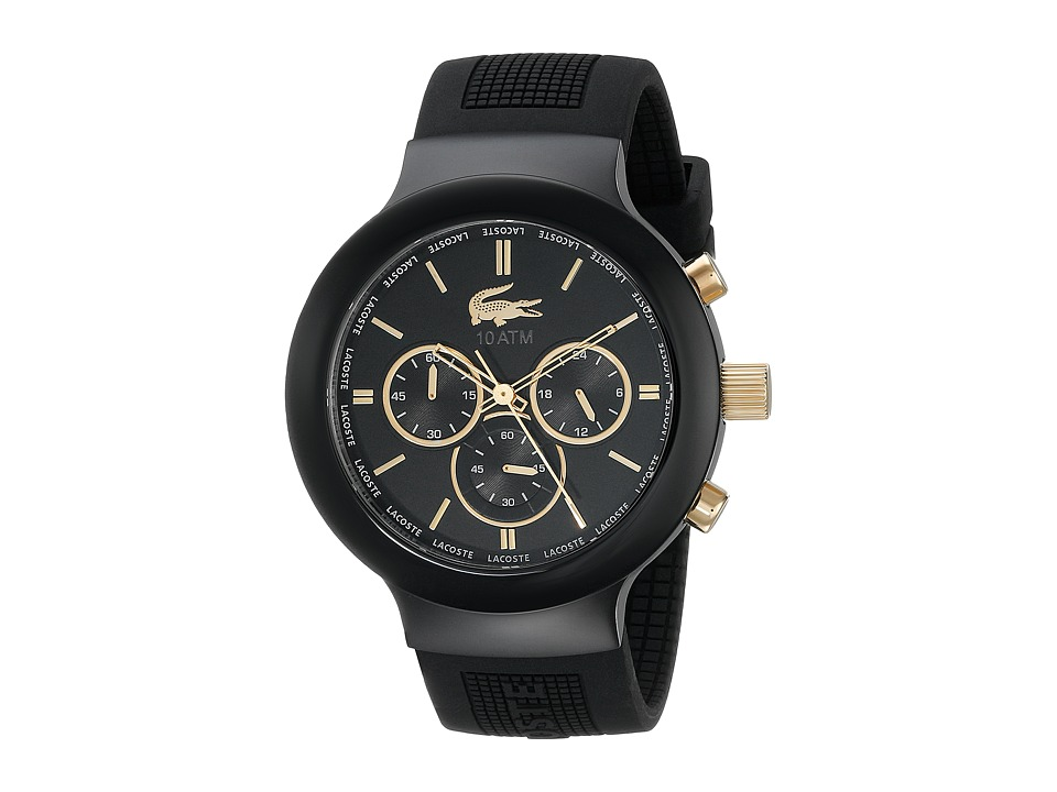 Lacoste - BORNEO 2010687 (Black) Chronograph Watches
