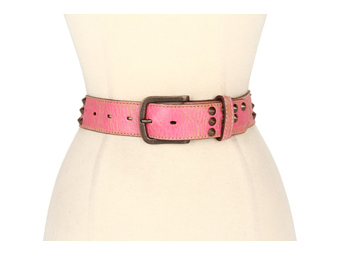 Bed Stu - Wilshire (Coral Lux) Women's Belts