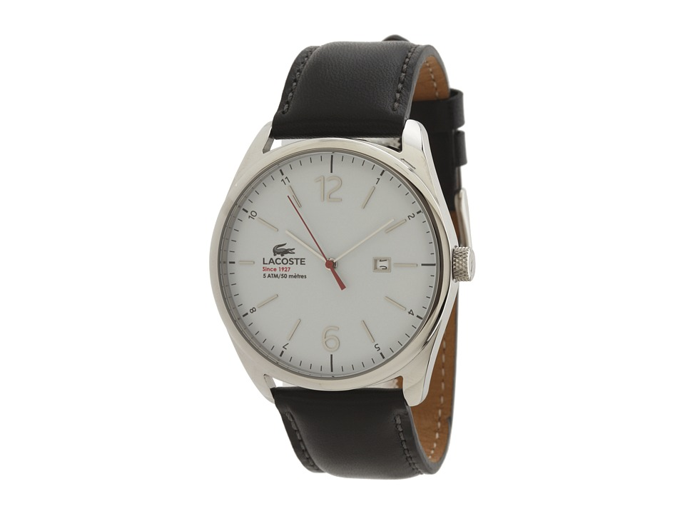 Lacoste - 2010680-AUSTIN (Black/White) Analog Watches
