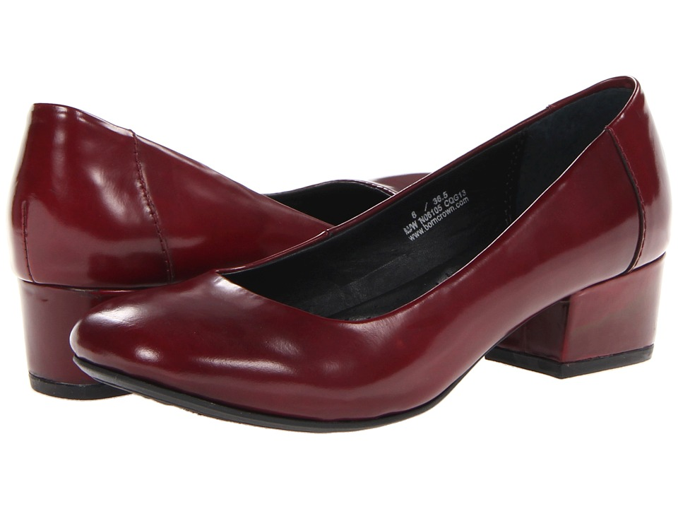 Born - Danine - Crown Collection (Baly (Red) Box Calf) Women