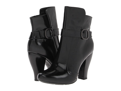 Born - Emie - Crown Collection (Nero (Black) Box Calf) Women