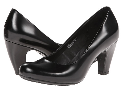 Born - Sabrina - Crown Collection (Nero (Black) Box Calf) Women's Shoes