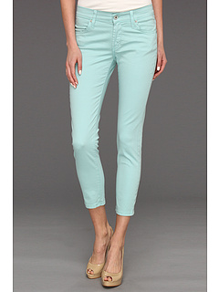 SALE! $69.99 - Save $69 on James Jeans Twiggy Cropped Legging in Sea Spray (Sea Spray) Apparel - 49.65% OFF $139.00