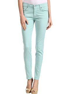 SALE! $69.99 - Save $89 on James Jeans James Twiggy 5 Pocket Legging in Sea Spray (Sea Spray) Apparel - 55.98% OFF $159.00