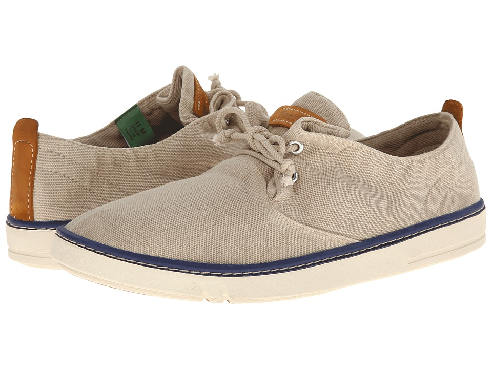 Timberland - Earthkeepers Hookset Oxford (Off-White Canvas 2013) Men's Lace up casual Shoes