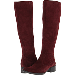 Born Abrielle Crown Collection (Vino (Burgundy) Calf Suede) Footwear