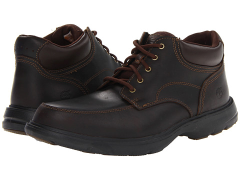 Timberland - Earthkeepers Richmont Moc Toe Chukka (Brown Oiled) Men