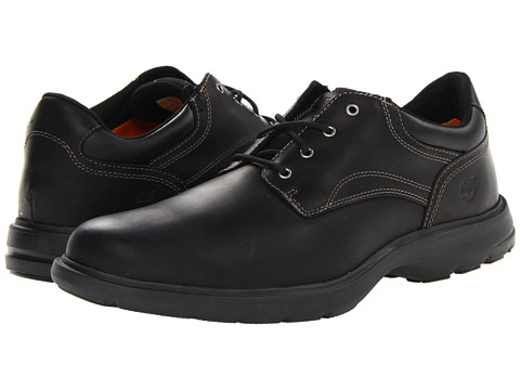 Timberland - Earthkeepers Richmont Oxford (Black Smooth) Men