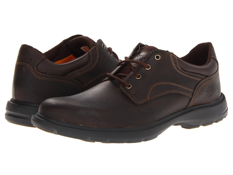 Timberland - Earthkeepers Richmont Oxford (Brown Oiled) Men's Shoes