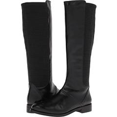Vaneli Gage (Black Nappa) Footwear