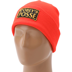SALE! $14.99 - Save $9 on Obey Los Cobras Beanie (Orange) Hats - 37.54% OFF $24.00