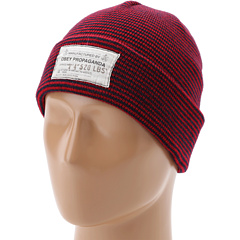 SALE! $14.99 - Save $9 on Obey Copenhagen Beanie (Red Navy) Hats - 37.54% OFF $24.00