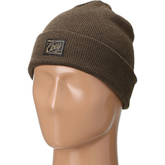 SALE! $14.99 - Save $7 on Obey Jobber Beanie (Heather Army) Hats - 31.86% OFF $22.00