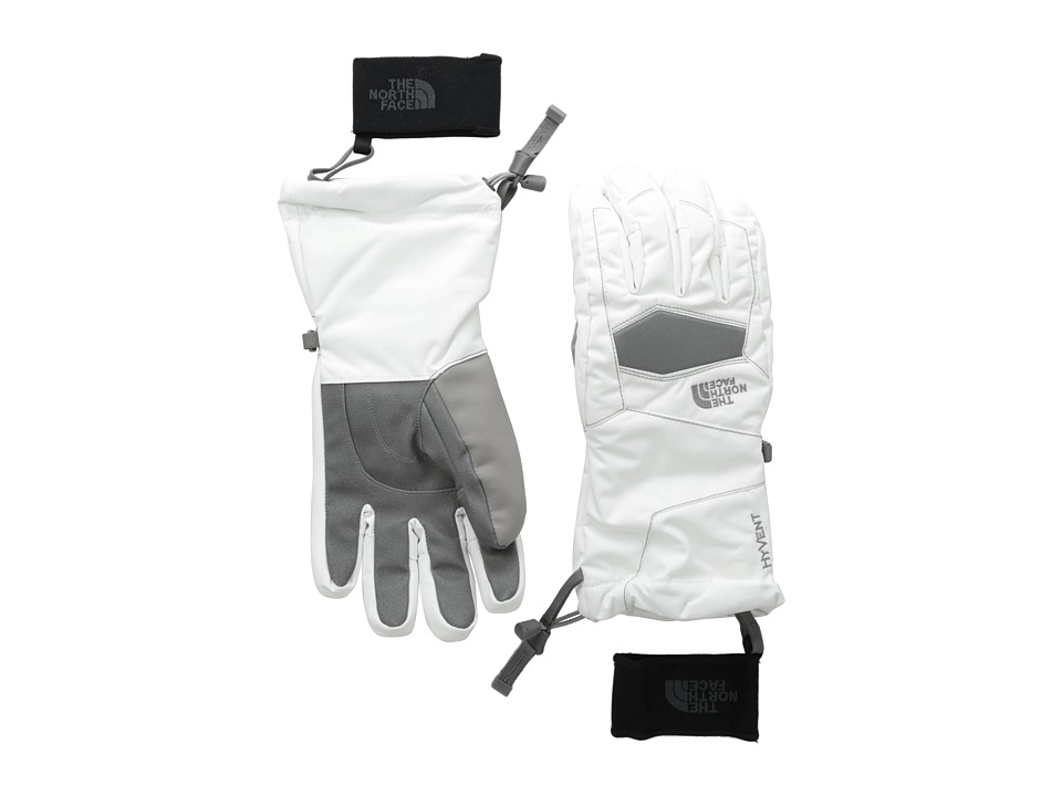 The North Face - Women's Montana Glove (TNF White) Extreme Cold Weather Gloves