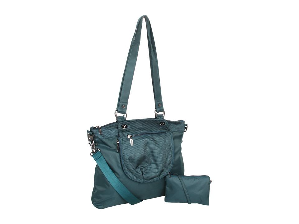 Baggallini - Duet Tote (Lapis) Tote Handbags