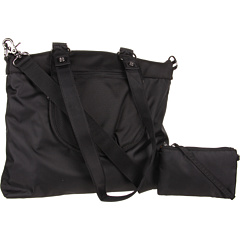 SALE! $124.99 - Save $75 on Baggallini Duet Tote (Black) Bags and Luggage - 37.49% OFF $199.95