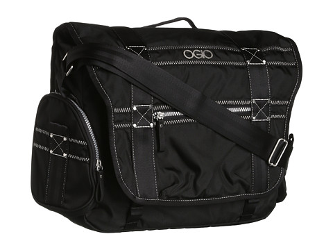 OGIO - Monaco Messenger (Black) Messenger Bags