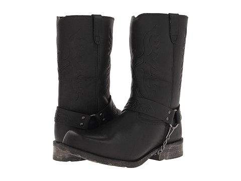 Dingo - Infantry (Black Oil) Cowboy Boots