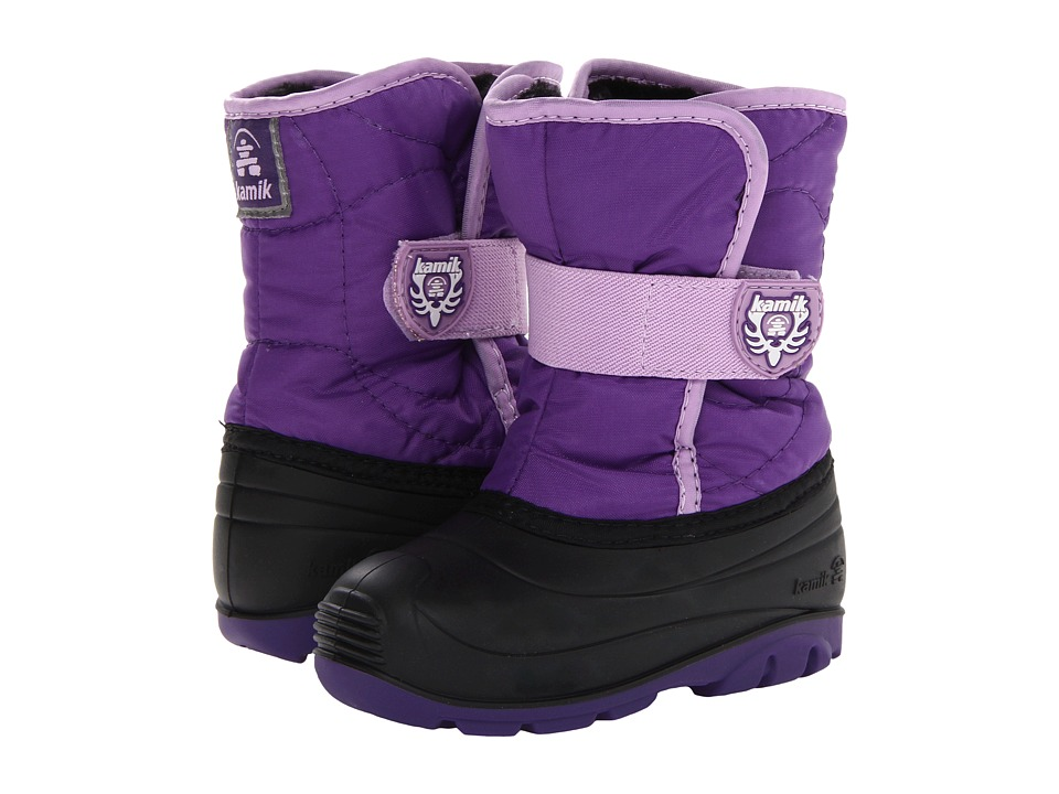 Kamik Kids - Snowbug 3 (Toddler) (Purple) Girls Shoes