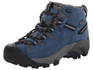 Keen Targhee II Mid (Ensign Blue/Gargoyle) Women's Hiking Boots