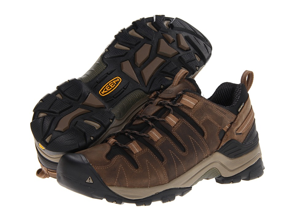 Keen - Gypsum (Shitake/Brindle) Men's Waterproof Boots