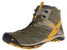 Keen Marshall Mid WP (Burnt Olive/Tawny Olive) Men's Hiking Boots