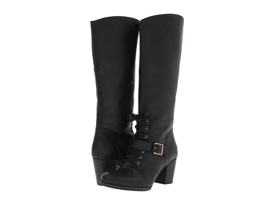 881de508fa8 ... Atrus Tall Snap Boot  newest af052 32012 Timberland Earthkeepers  Trenton Tall Boot Womens Boots (Blac ...