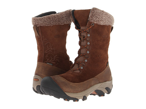 Keen - Hoodoo II (Dark Earth/Rust) Women's Cold Weather Boots