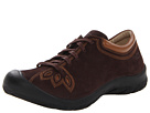 Keen Barika Lace (Chocolate Chip) Women's Lace up casual Shoes