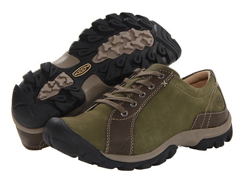 Keen - Sisters Lace (Burnt Olive) Women's Lace up casual Shoes