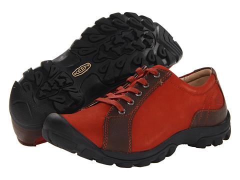 Keen - Sisters Lace (Burnt Henna) Women's Lace up casual Shoes
