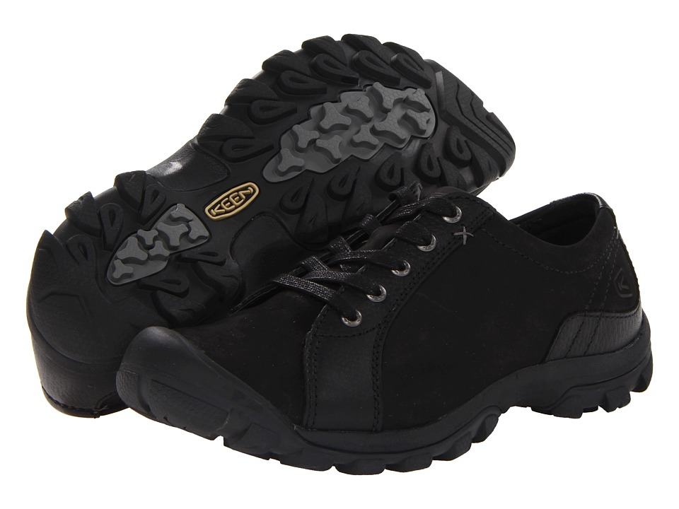 Keen - Sisters Lace (Black) Women's Lace up casual Shoes