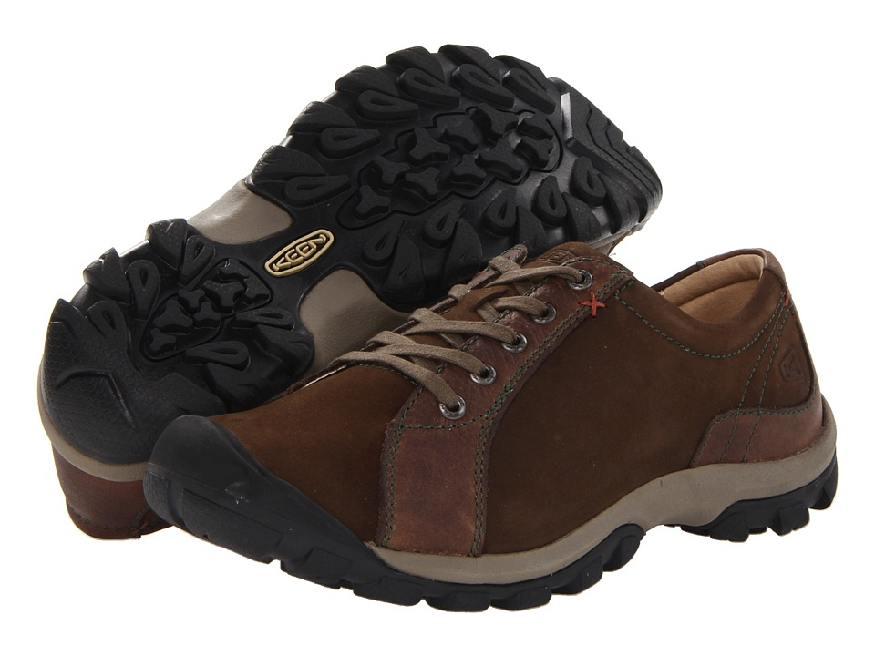 Keen - Sisters Lace (Cascade Brown) Women's Lace up casual Shoes