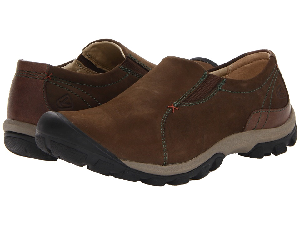 Keen - Sisters Slip-On (Cascade Brown) Women's Slip on Shoes