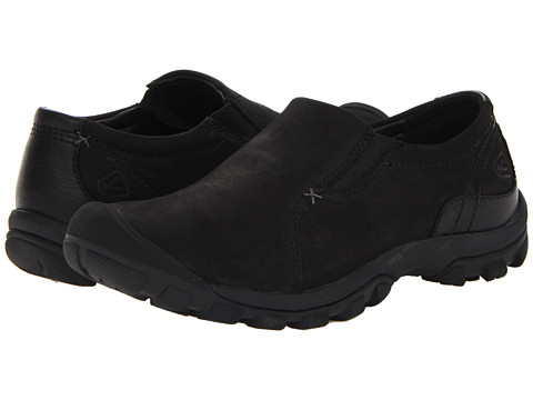Keen - Sisters Slip-On (Black) Women's Slip on Shoes
