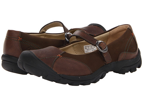 Keen - Sisters MJ (Cascade Brown) Women's Maryjane Shoes