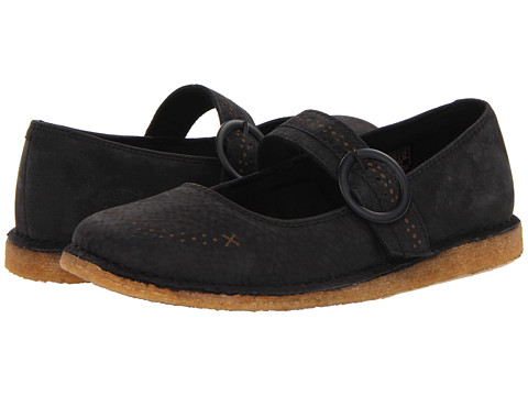Keen - Sierra MJ (Black) Women's Maryjane Shoes