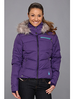 SALE! $149.81 - Save $99 on Spyder Bliss Down Jacket (Regal Splash) Apparel - 39.84% OFF $249.00