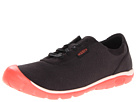 Keen Kanga Lace (Black/Hot Coral) Women's Lace up casual Shoes