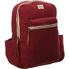 SALE! $41.99 - Save $34 on Obey Detour Field Backpack (Burgundy) Bags and Luggage - 44.75% OFF $76.00