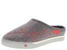 Keen Trillium (Gargoyle/Hot Coral) Women's Slippers