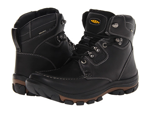 Keen - Nopo Boot (Black Full Grain) Men