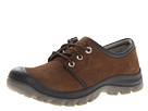 Keen Barkley Lace (Dark Earth) Men's Lace up casual Shoes