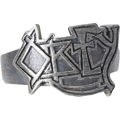 SALE! $14.99 - Save $9 on Obey Death Ring (Silver Oxidize) Jewelry - 37.54% OFF $24.00