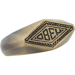 SALE! $11.99 - Save $8 on Obey High Life Ring (Antique Brass) Jewelry - 40.05% OFF $20.00