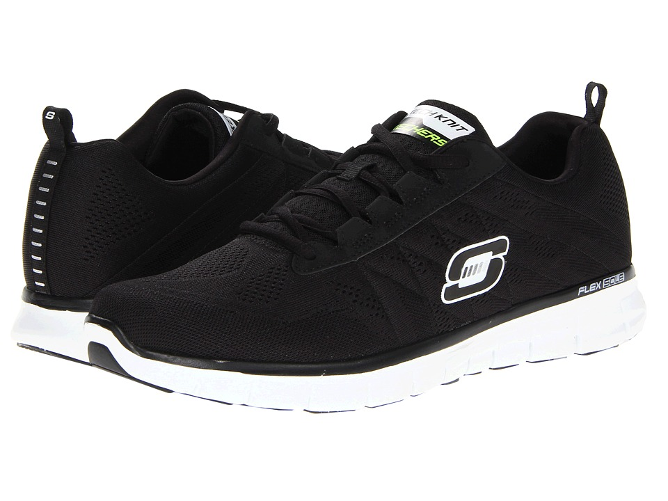 SKECHERS - Synergy Power Switch (Black) Men's Shoes