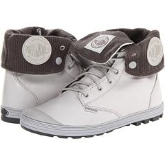 Palladium Slim Baggy Leather (Vapor Metal) Footwear