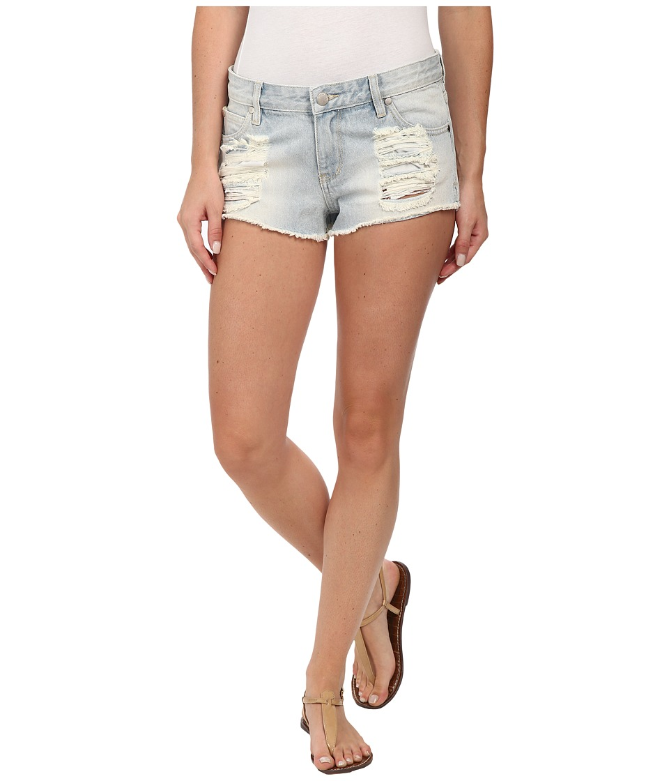 MINKPINK - Slasher Flick Short MP1994I (Denim) Women's Shorts